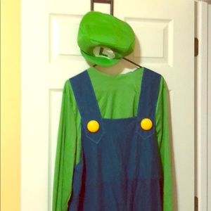Other - Men's XL Luigi costume